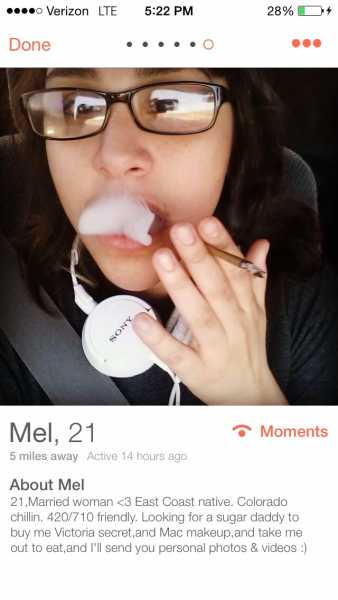 description tinder