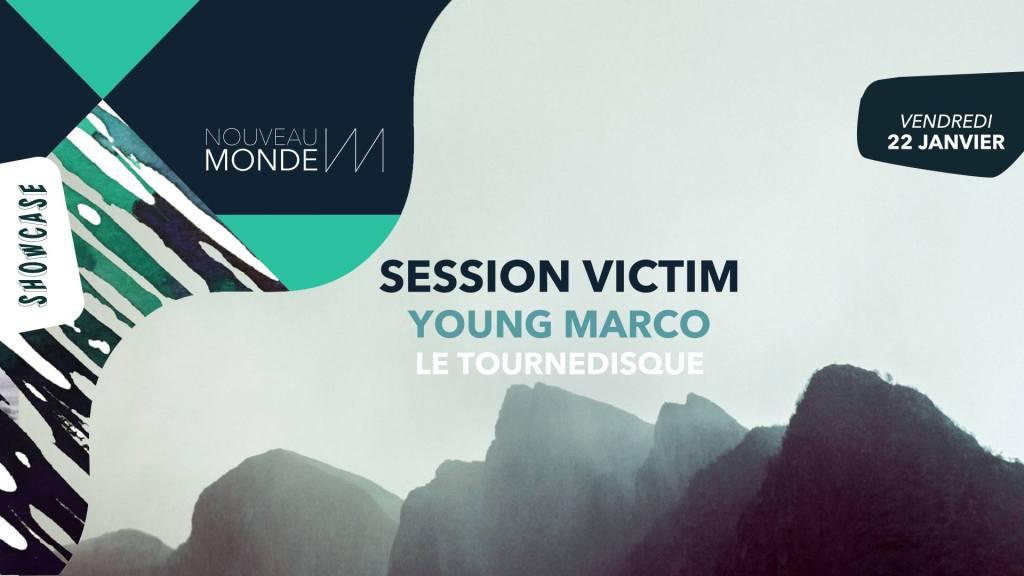 session victim