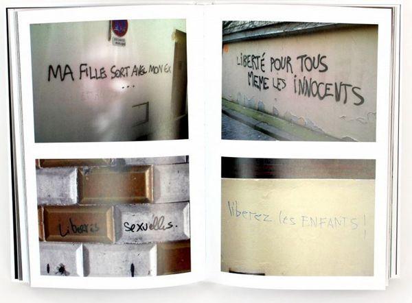 graffiti laissez les murs propres