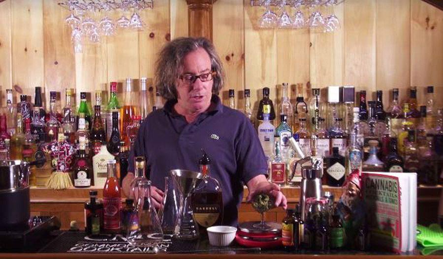 cocktails au cannabis