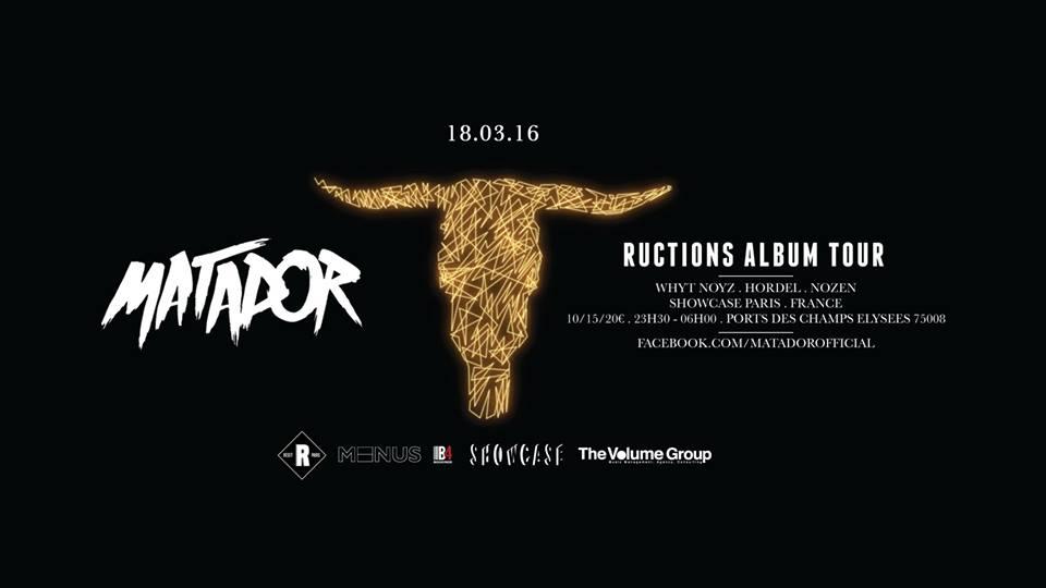 matador showcase