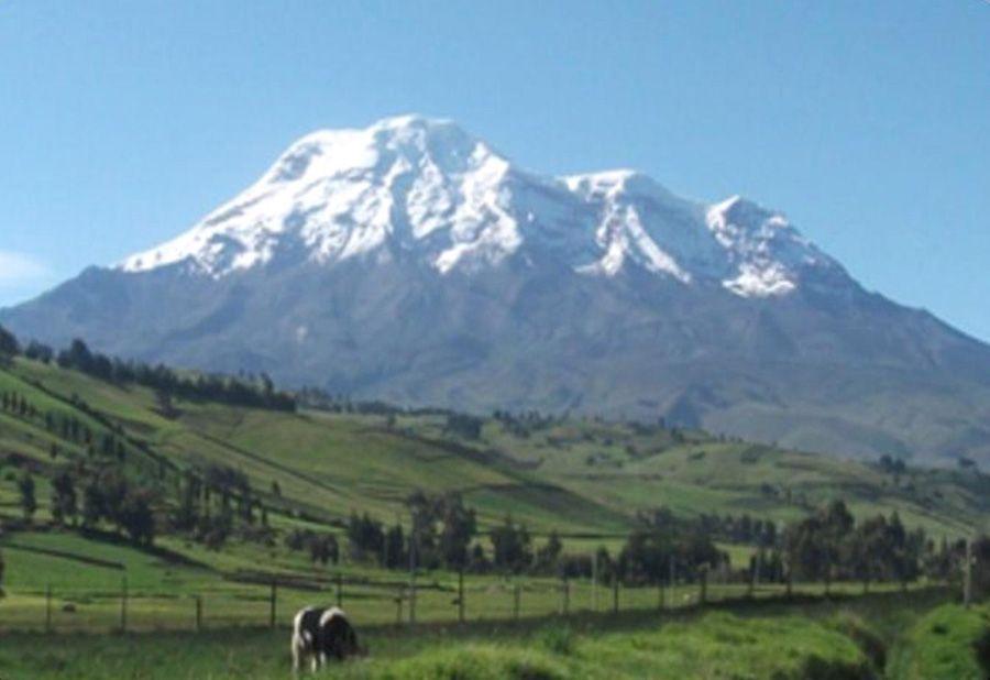 volcans Chimborazo