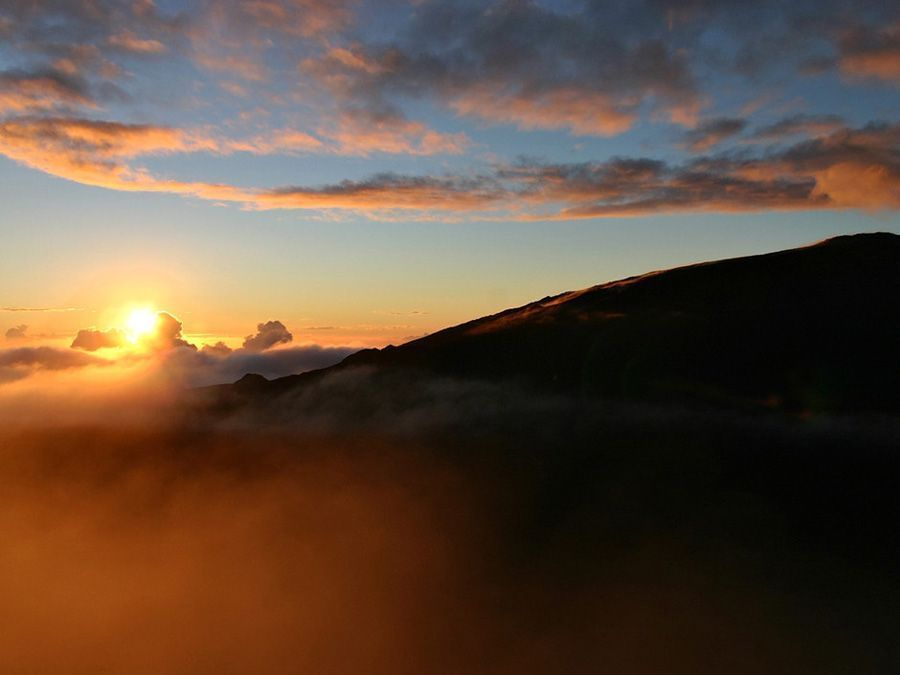 volcans piton de la fournaise