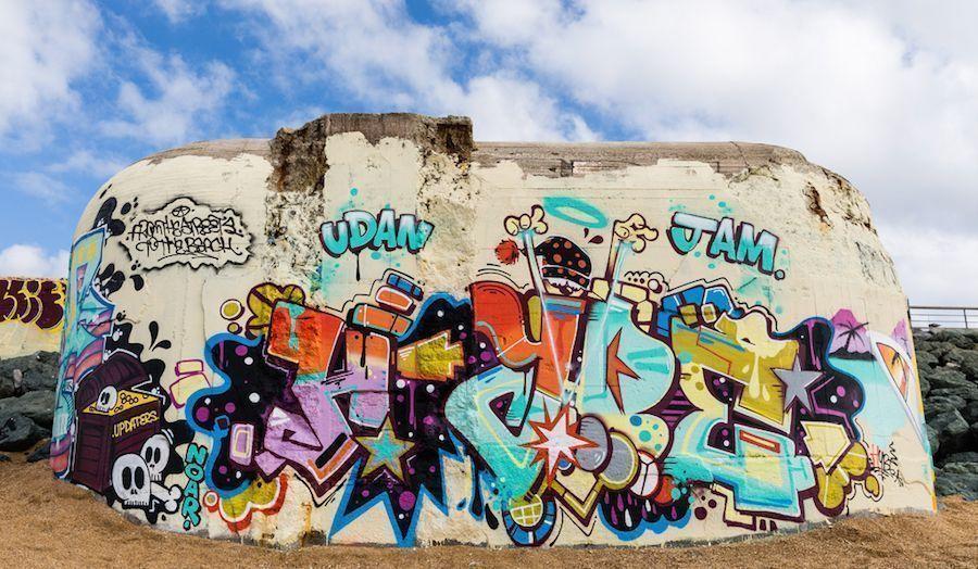 Udan Graffiti Jam