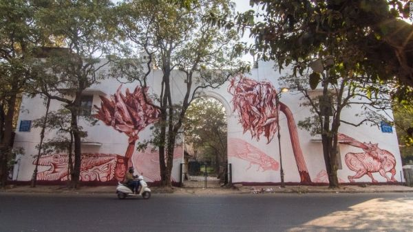 street art Inde