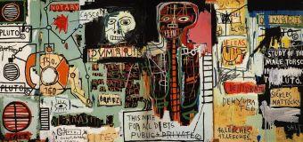 L'exposition Basquiat débarque à Paris
