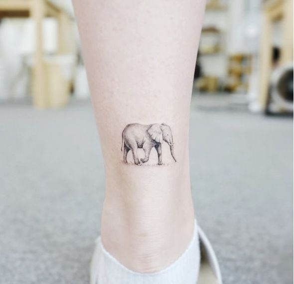 Les Tatouages Minimalistes De Little Tattoos Openminded