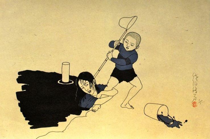 toshio-saeki