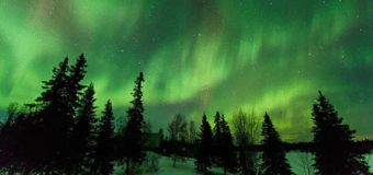 L'Alaska et ses merveilles : des chalets insolites avec vue sur des aurores boréales