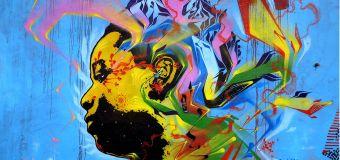 Le street art haut en couleur de Stinkfish