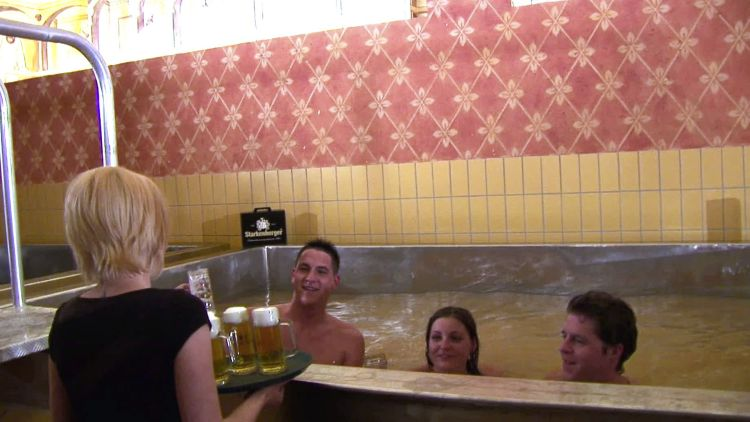 biere piscine