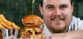Viens sur Burger Island, l'île dédiée aux burgers