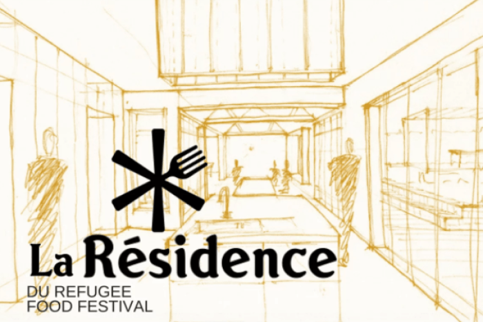 Refugee Food Festival 1