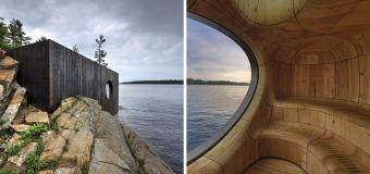 Grotto sauna, est-ce que c'est un sauna ou une grotte ?
