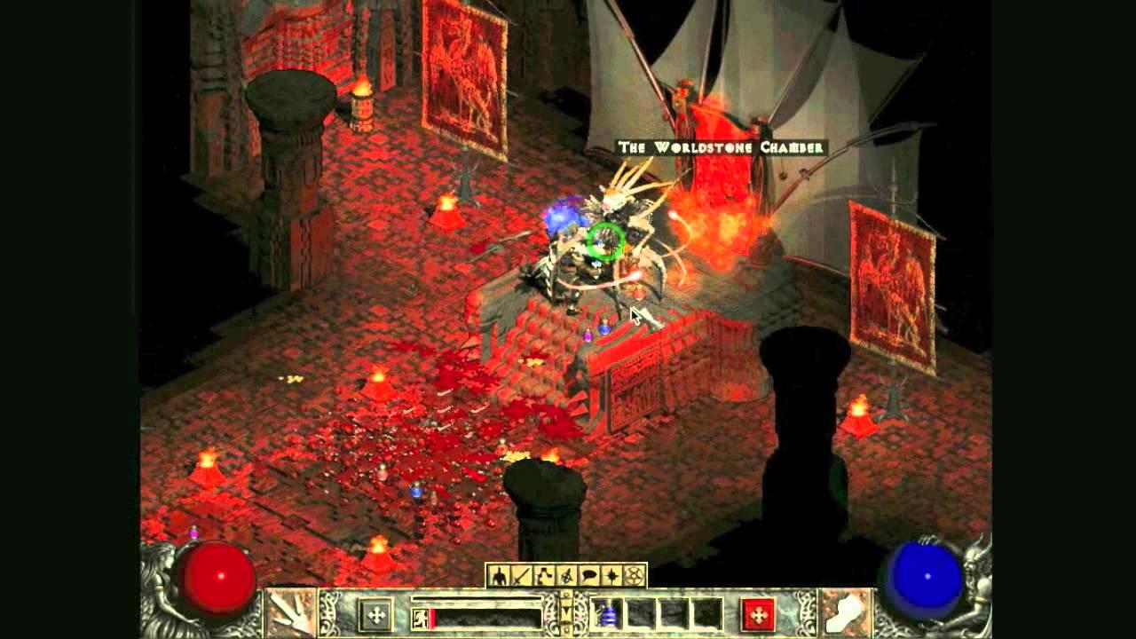 Diablo 2 baal run