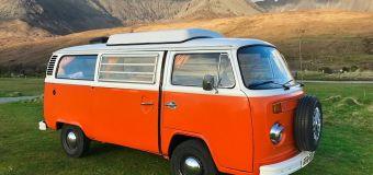 Des vans retapés pour un road trip comme à la maison