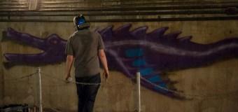 Une exposition inédite de street art dans les profondeurs de Paris