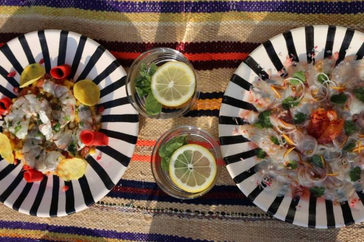 Ceviche Nomade
