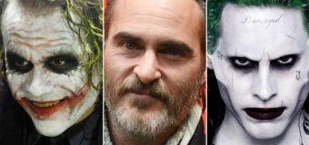 La sortie du Joker avec Joaquin Phoenix est annoncée