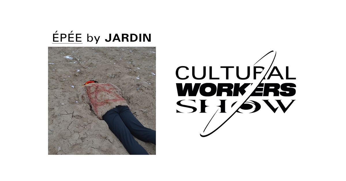Cultural workers EPEE JARDIN