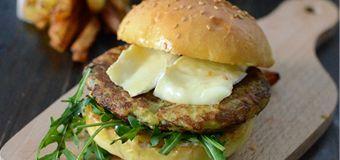 Un cheeseburger 100% pomme de terre