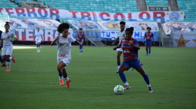 Fortaleza perde para o Bahia e é eliminado do Brasileirão Feminino A-2    Fortaleza Esporte Clube   Time - Notícias   Esportes O POVO