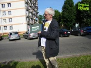 Jacek Lokalnym Przewodnikiem - 3 lipca 2014 r.