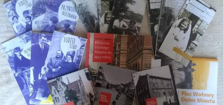 Wszystkie wydawnictwa Opowiadaczy Historii Dolnego Miasta w Gdańsku