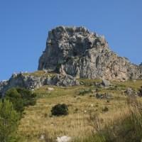 Klimmen rondom de Tossals Verds op Mallorca