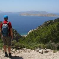 Kritinia: wandelen op 'rustig-Rhodos'