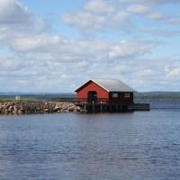 Sollerön: eilandwandeling in Dalarna