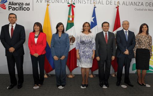 Foto: SRE. El ingreso de los siete observadores se aprobó en la Ciudad de México.