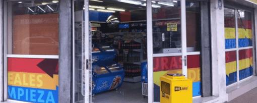 Foto: Big John. La empresa opera 49 tiendas, principalmente en el área metropolitana de Santiago.
