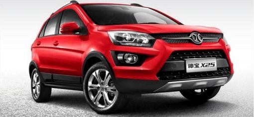 Foto: Autocosmos. El D20 se ofrecerá en versión sedán y hatchback, con precios de entre 179,900 y 210,900 pesos; mientras que la SUV se venderá a 239,900 pesos.