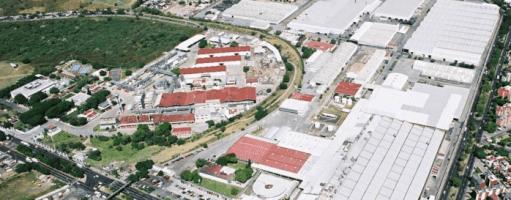 Foto: Nissan. Planta localizada en la Ciudad Industrial del Valle de Cuernavaca, Morelos.
