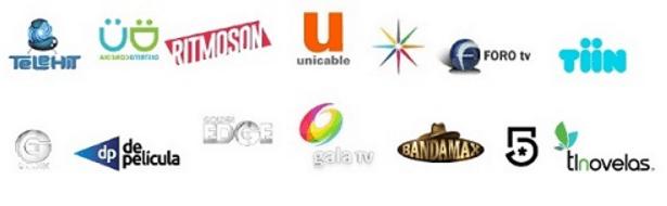 Canales de Televisa que dejará de transmitir Megacable.