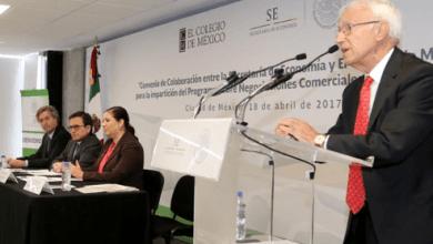 Photo of La Secretaría de Economía y el Colmex darán diplomado sobre comercio internacional