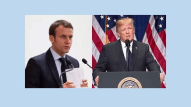 Photo of Macron a Trump: ¿Quién es tu aliado para las guerras?