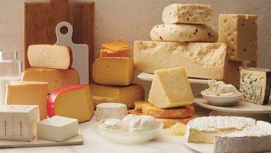 Photo of Los 25 tipos de queso más importados por México