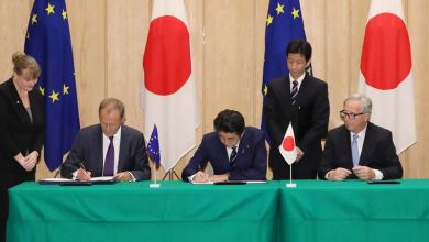 Photo of La Unión Europea y Japón firman mega-TLC