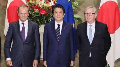 Photo of Japón firma CPTPP, TLC con la UE y va por TLC con Reino Unido