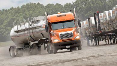 Photo of Crecieron servicios de camiones con bloqueo del tren
