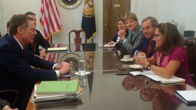 Photo of Reactivan Freeland y Lighthizer negociaciones este miércoles