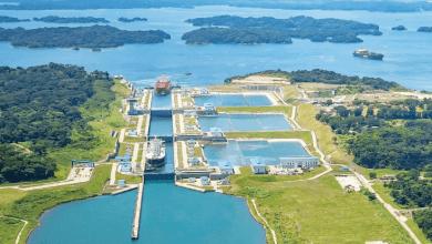 Photo of En el Canal de Panamá crece el tráfico de buques neopanamax