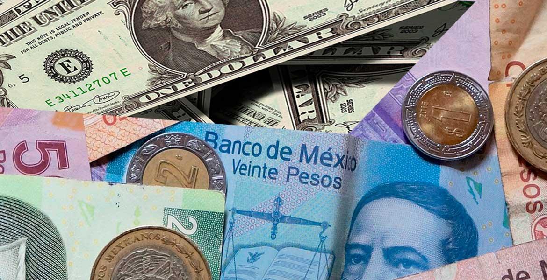 Durante la sesión, se espera que el tipo de cambio cotice entre 18.70 y 18.85 pesos por dólar.