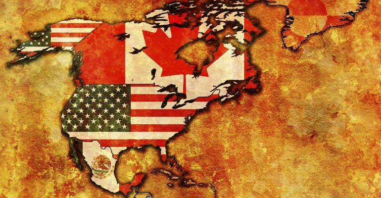 """Estados Unidos puso """"demandas extremas"""" laborales en la negociación del Tratado entre México, Estados Unidos y Canadá (T-MEC), afirmó el Consejo Coordinador Empresarial (CCE)."""