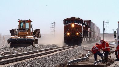 Photo of Cae 6.7% importaciones mexicanas por ferrocarril de EU en 2018