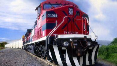 Photo of Crece transporte ferroviario internacional de carga en México