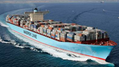 Photo of Crece 2% comercio internacional de contenedores: Maersk