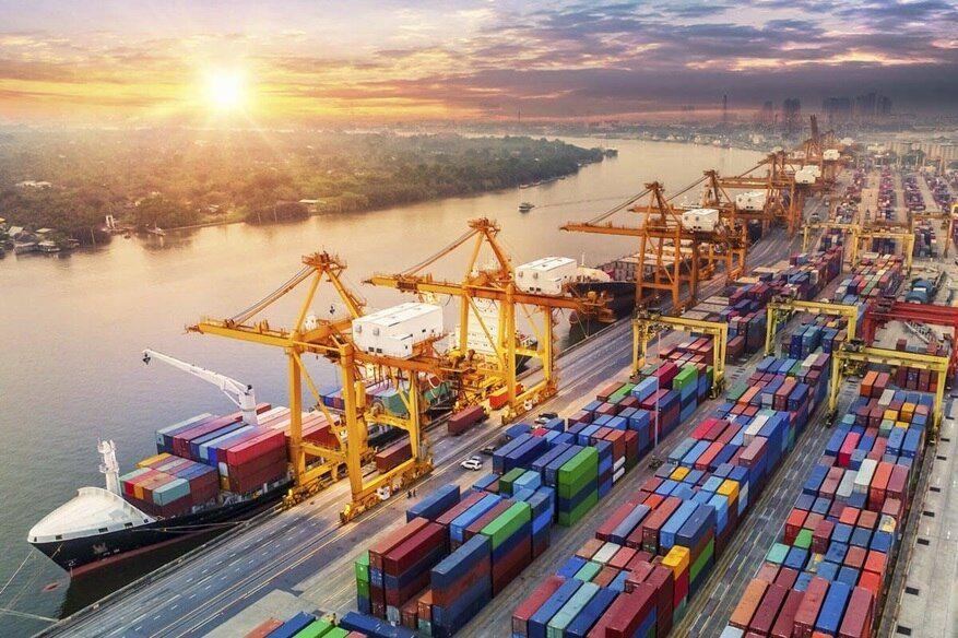 Las exportaciones de Estados Unidos crecieron en todos sus sectores.